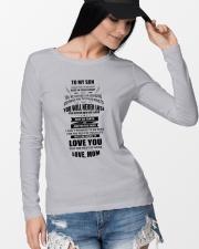 FML Long Sleeve Tee lifestyle-unisex-longsleeve-front-4