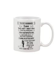 Make it the meaningful message to your husband  Mug thumbnail