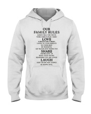 Make it the meaningful message to your family Hooded Sweatshirt tile