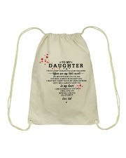 let it be one of your favours Drawstring Bag thumbnail