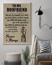 Make it the meaningful message to your boyfriend 11x17 Poster lifestyle-poster-1