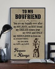 Make it the meaningful message to your boyfriend 11x17 Poster lifestyle-poster-2