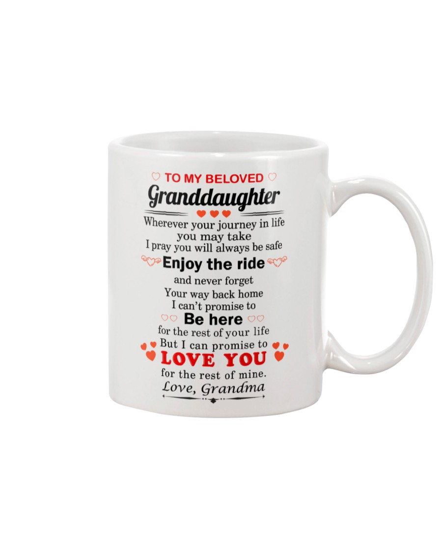 meaningful message to your granddaughter Mug