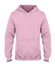 Make it the meaningful message to your Wife Hooded Sweatshirt front