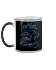 FAMILY MUG-GIRLFRIEND TO BOYFRIEND -YOU ARE BRAVER Color Changing Mug color-changing-left