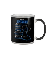 FAMILY MUG-GIRLFRIEND TO BOYFRIEND -YOU ARE BRAVER Color Changing Mug color-changing-right