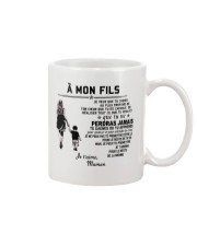 Make it the meaningful message to your son Mug thumbnail