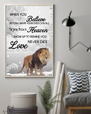 Christmas is coming 16x24 Poster lifestyle-poster-1