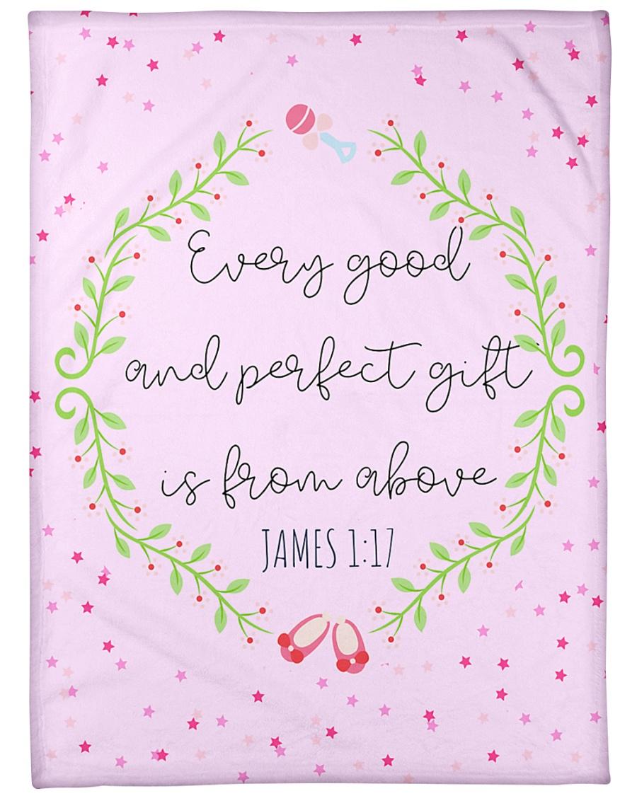 """Scriptures Blanket Gift Ideas-Little Girl-Daughter Large Fleece Blanket - 60"""" x 80"""""""
