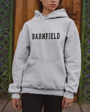 BFB - Barnfield Brand College Hoodie Hooded Sweatshirt apparel-hooded-sweatshirt-lifestyle-front-03
