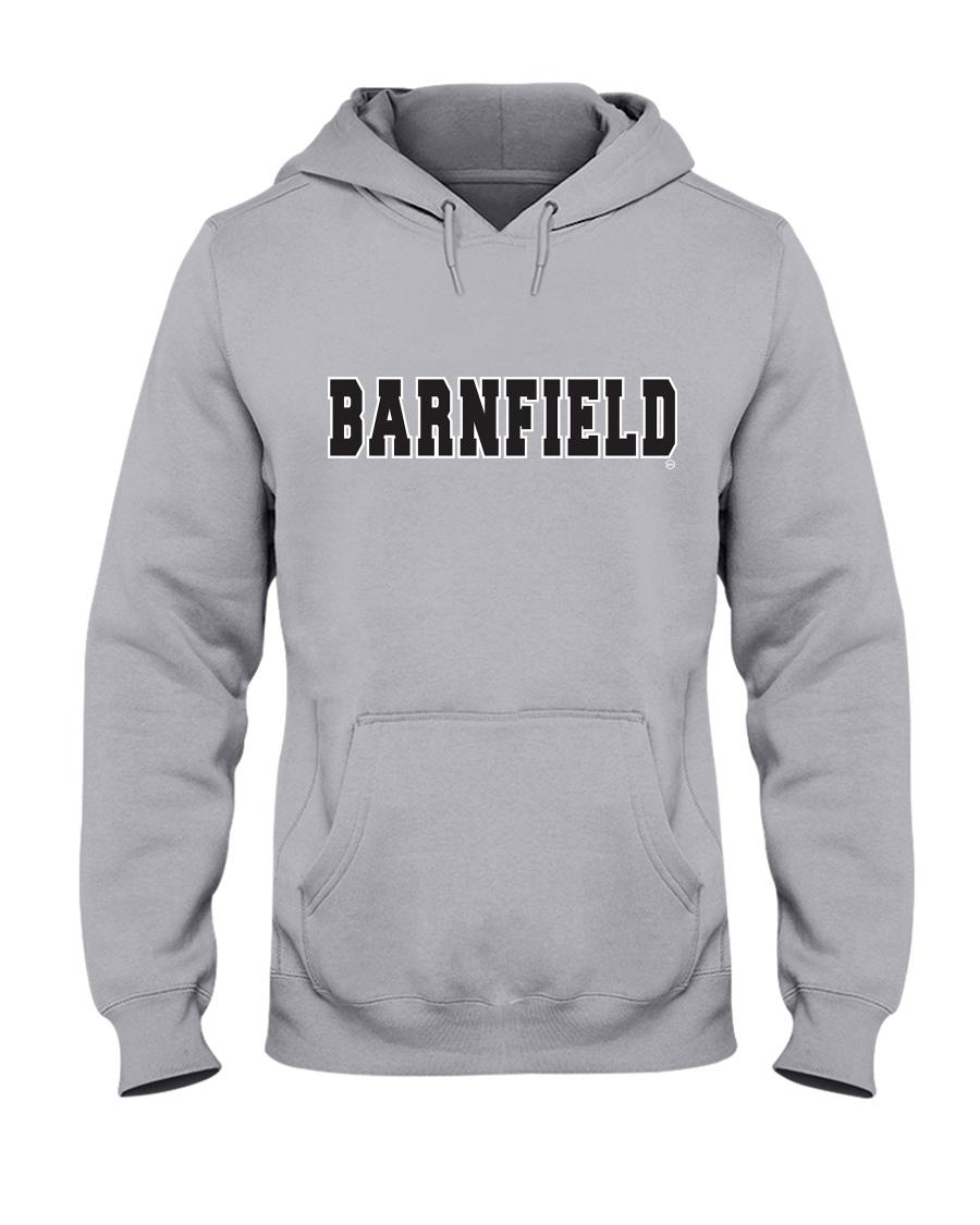 BFB - Barnfield Brand College Hoodie Hooded Sweatshirt