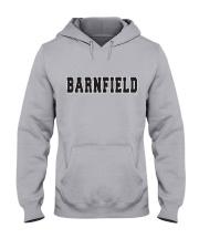 BFB - Barnfield Brand College Hoodie Hooded Sweatshirt front
