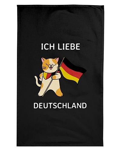 German Flag Kitten