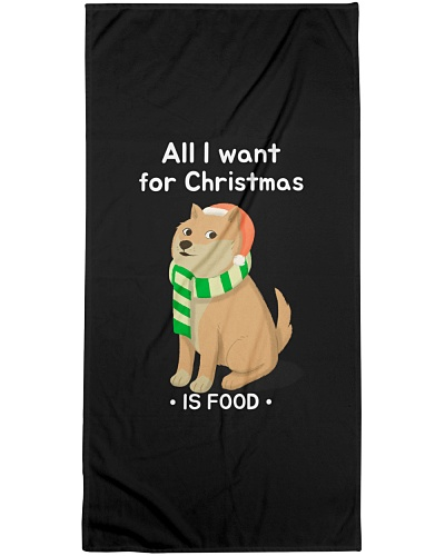 ALL I WANT FOR CHRISTMAS IS FOOD 2