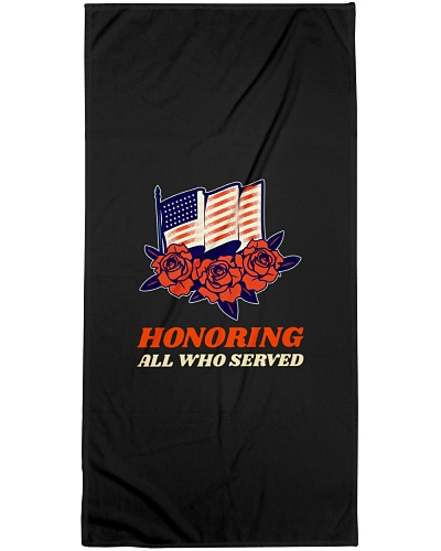 HONORING ALL WHO SERVED 2