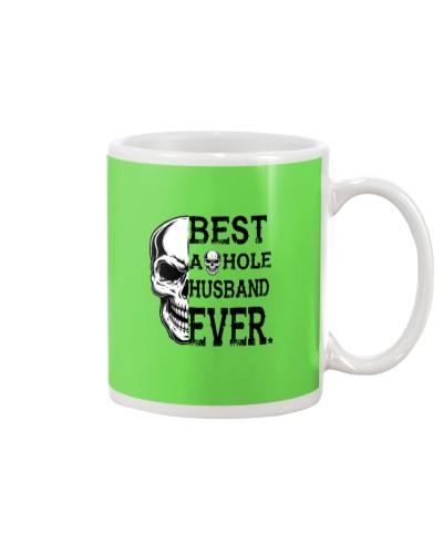 Best A-Skull-Hole Husband Ever T-Shirt