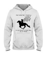 God forbid that I should goto any heaven Hooded Sweatshirt thumbnail