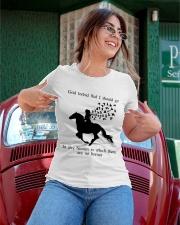 God forbid that I should goto any heaven Ladies T-Shirt apparel-ladies-t-shirt-lifestyle-01