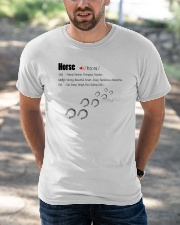 Horse Lovers Classic T-Shirt apparel-classic-tshirt-lifestyle-front-50