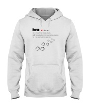 Horse Lovers Hooded Sweatshirt thumbnail