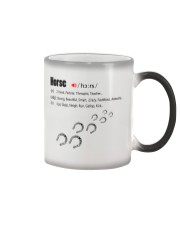 Horse Lovers Color Changing Mug thumbnail