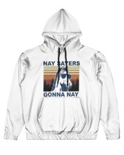 Nay Sayers Gonna Nay Men's All Over Print Hoodie tile