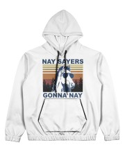 Nay Sayers Gonna Nay Women's All Over Print Hoodie tile