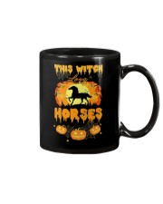 This Witch Love Horses Mug thumbnail