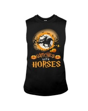 Witches With Horses Sleeveless Tee thumbnail