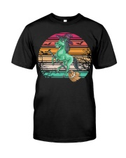 Happy Horselloween Classic T-Shirt front