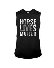 Horse Lives Matter Shirt Sleeveless Tee thumbnail