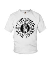Horse Lovers Youth T-Shirt thumbnail