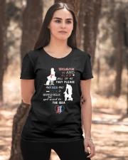 Women And Cat Ladies T-Shirt apparel-ladies-t-shirt-lifestyle-05