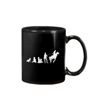 Evolution Life Is Better With Horses Mug thumbnail