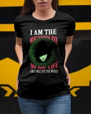 I'm The Most Powerful Tool in My Life  Ladies T-Shirt apparel-ladies-t-shirt-lifestyle-04