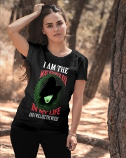 I'm The Most Powerful Tool in My Life  Ladies T-Shirt apparel-ladies-t-shirt-lifestyle-06