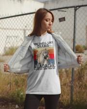 You Smell Like Drama And A Headache  Classic T-Shirt apparel-classic-tshirt-lifestyle-07