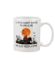 a witch cannot survive Mug thumbnail