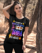 I'm Not The Beauty You Wanted  Ladies T-Shirt apparel-ladies-t-shirt-lifestyle-06