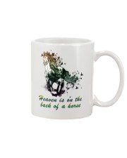 Heaven is on the back of a horse colors Mug thumbnail