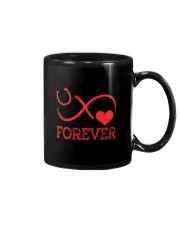 Forever Life Is Better With Horses Mug thumbnail