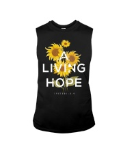 A LIVING HOPE - WARRIOR OF CHRIST Sleeveless Tee thumbnail