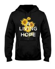 A LIVING HOPE - WARRIOR OF CHRIST Hooded Sweatshirt thumbnail