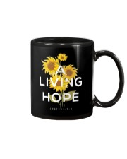 A LIVING HOPE - WARRIOR OF CHRIST Mug thumbnail