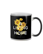 A LIVING HOPE - WARRIOR OF CHRIST Color Changing Mug thumbnail