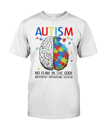 AUTISM NO FLAW IN THE CODE