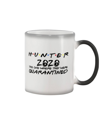 HUNTER 2020 THE ONE WHERE THEY WERE QUARANTINED