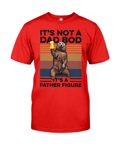 ITS NOT A DAD BOD ITS A FATHER FIGURE