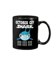 OCTOBER GUY SHARK DOO DOO DOO Mug thumbnail