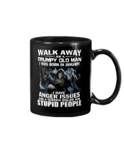I AM A GRUMPY OLD MAN I WAS BORN IN JANUARY Mug thumbnail